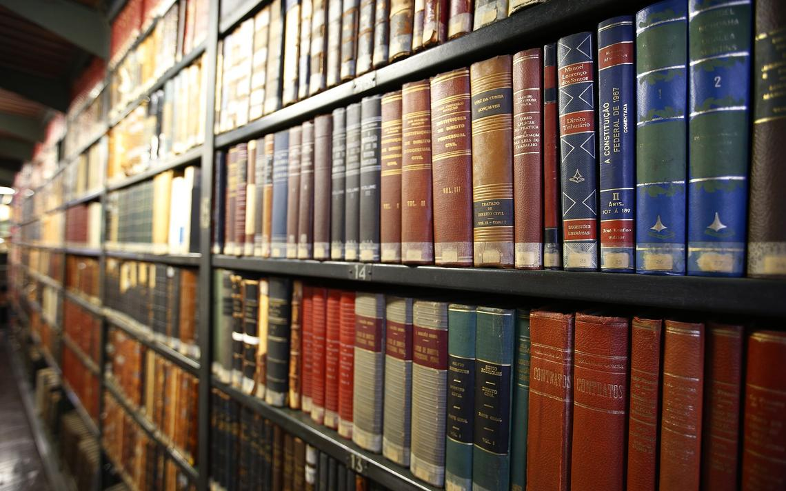 Biblioteca da Faculdade de Direito da USP. Universidade paulista foi selecionada no primeiro edital do PrInt