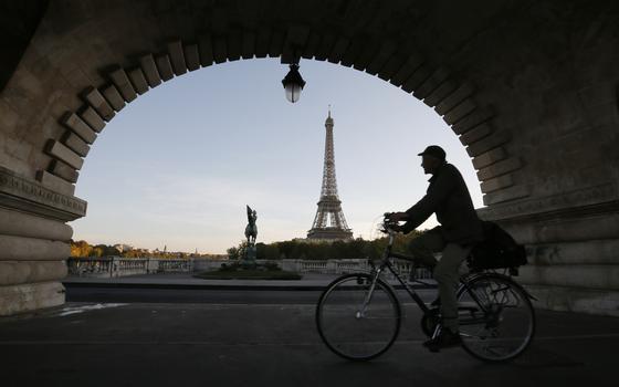 Bicicletas contra o vírus: a ideia francesa pós-confinamento