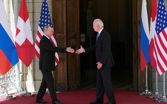 Quais os resultados do encontro entre Biden e Putin