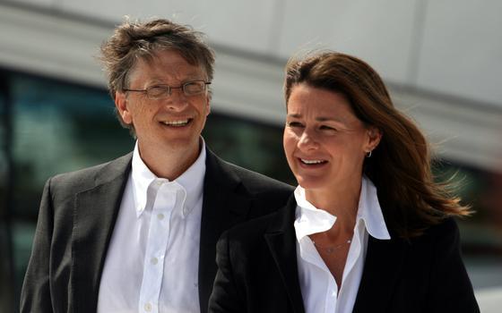 Em carta, Bill e Melinda Gates dizem quais são suas prioridades agora