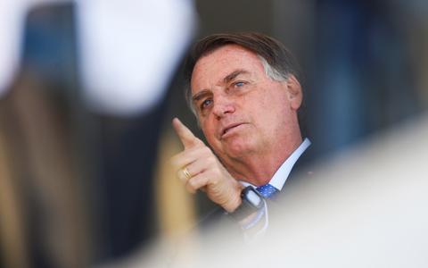 Bolsonaro desdenha da CPI e diz não ter culpa de nada