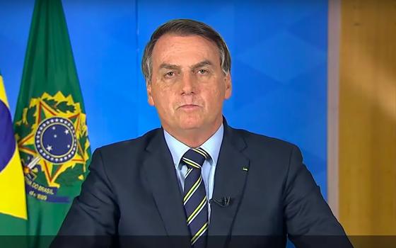 Pronunciamento de Bolsonaro na TV: o contexto e as contestações