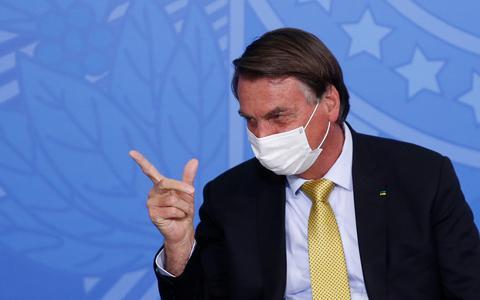 Bolsonaro culpa vice da Câmara por fundo eleitoral recorde