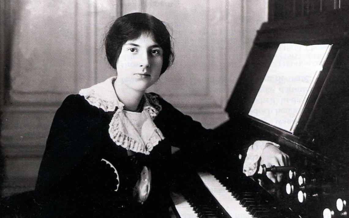 Lili Boulanger (1893-1918), compositora francesa