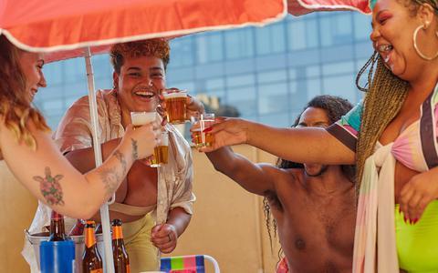 O banco de imagens com fotos sobre o 'Brasil de verdade'