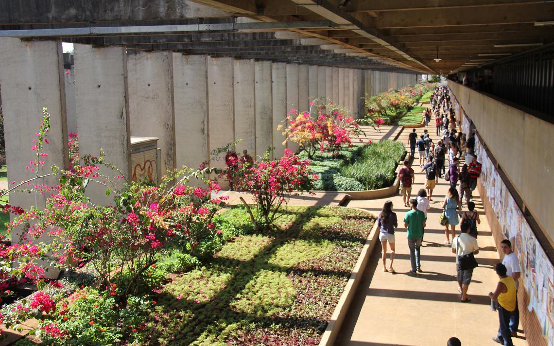 Campus Darcy Ribeiro, Universidade de Brasília