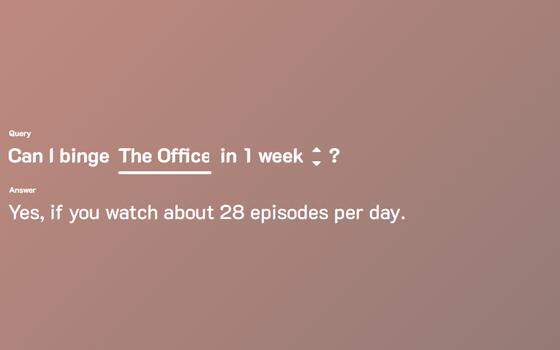 O site que calcula em quanto tempo maratonar séries
