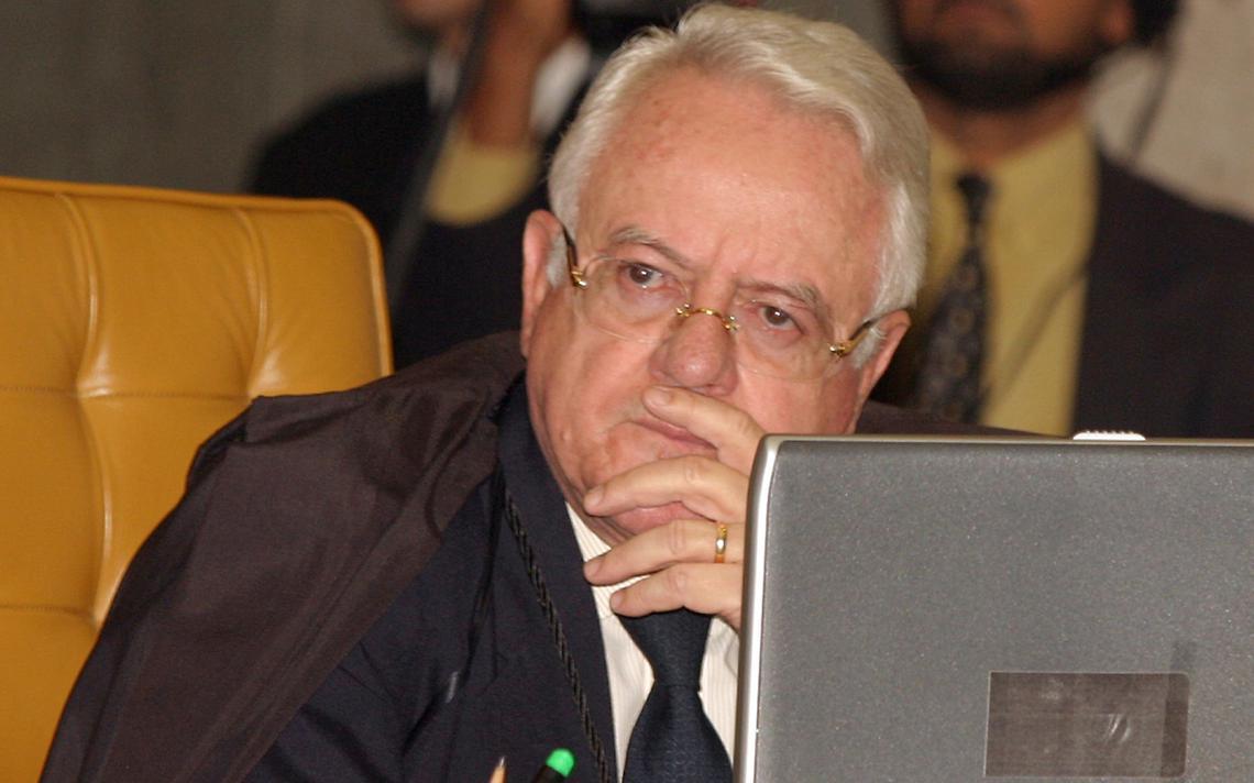 Ex-ministro do Supremo Carlos Velloso