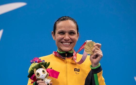 Brasil se aproxima das 100 medalhas de ouro em Paralimpíadas