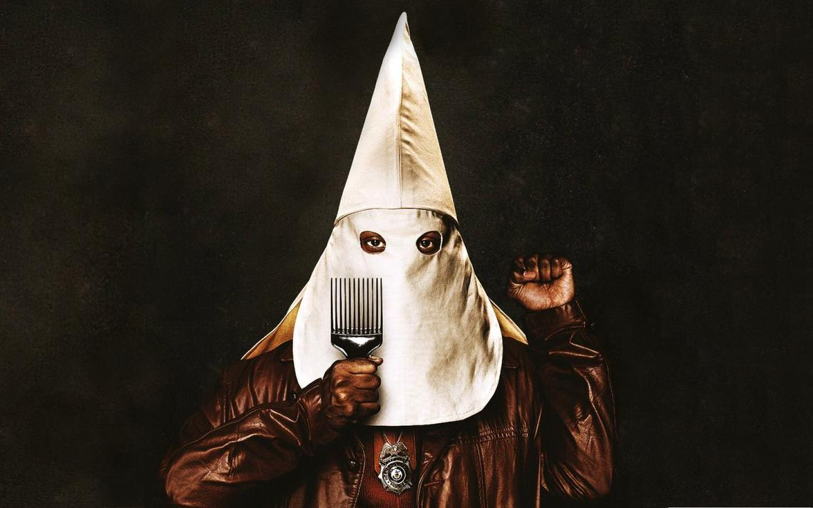 Cartaz do filme 'BlackkKlansman', de Spike Lee