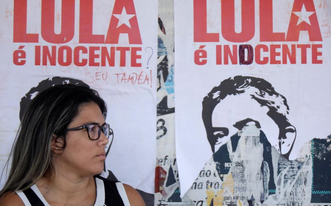 Cartaz Lula