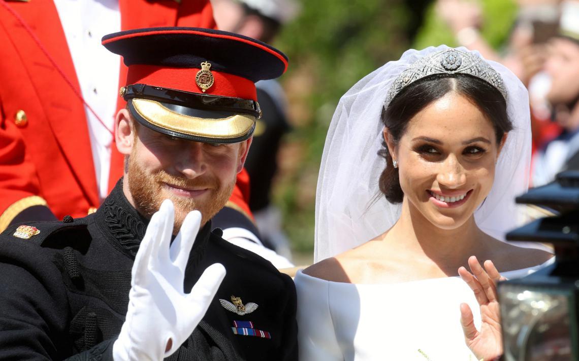 Casamento real de Meghan Markel e Príncipe Harry