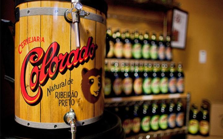 Cervejaria Colorado, de Ribeirão Preto