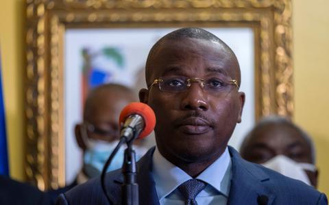 Premiê haitiano diz a jornal que vai renunciar ao cargo