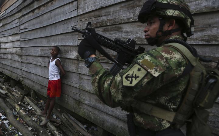 Exército Colômbia