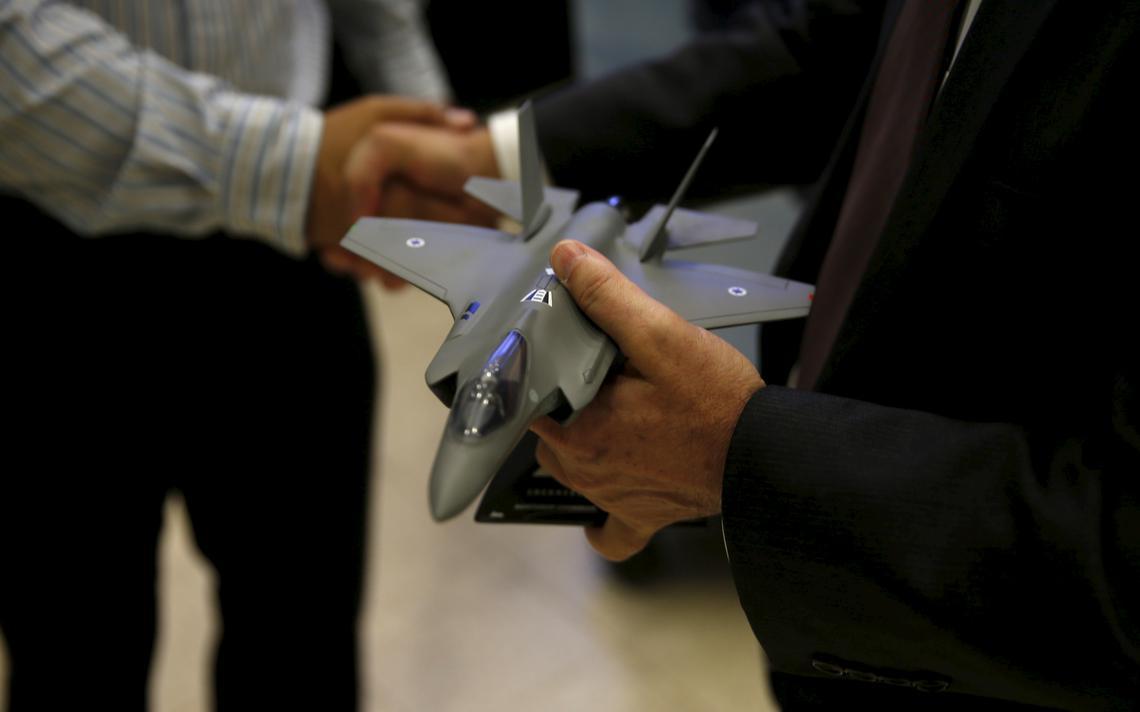 Miniatura Lockheed