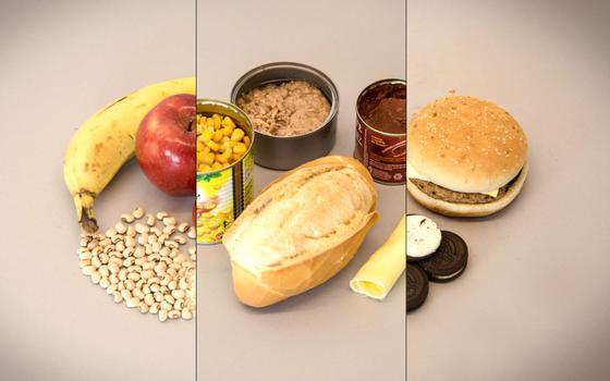 In natura, processados e ultraprocessados: o que comem os brasileiros