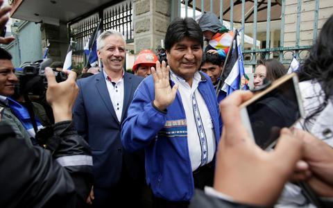 Como é a organização política e social da Bolívia no século 21