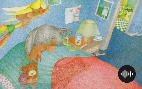 Como começar a ler para crianças: a obra de Angela Lago