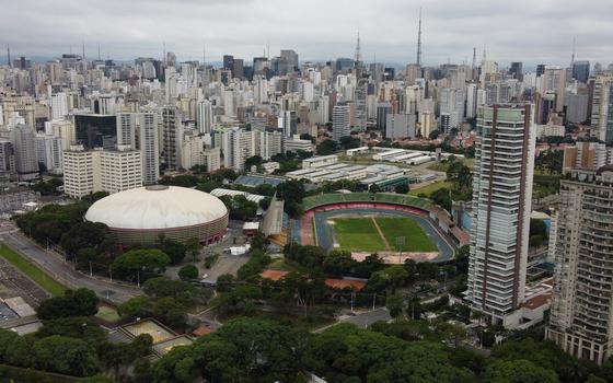 O complexo do Ibirapuera e a 'guerra fria' em São Paulo