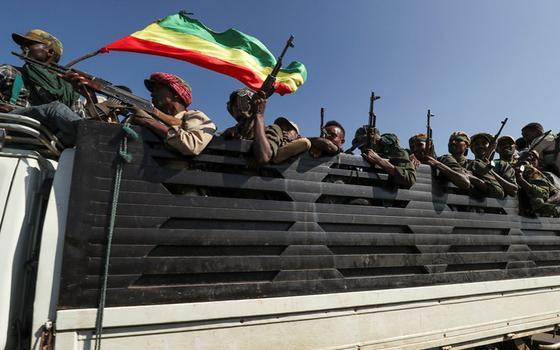 Os relatos de estupros como arma de guerra no conflito na Etiópia