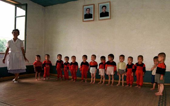 A 'bomba H' e a fome das crianças na Coreia do Norte