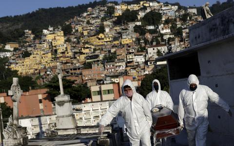 Como o avanço da pandemia revela um cenário alarmante no Brasil