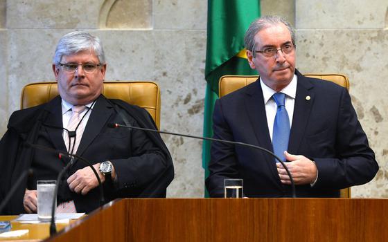 Agora Cunha é investigado, denunciado e réu. Relembre o que cada termo quer dizer