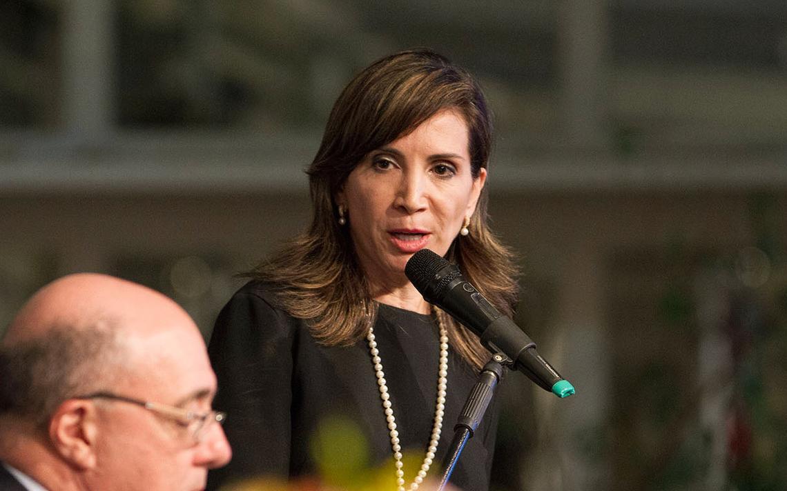 Darcy Vera, então prefeita, participa de evento em Ribeirão Preto em 2014