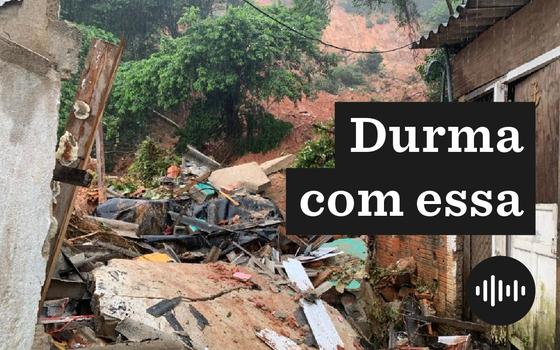 Chuvas e mortes: como as áreas de risco expõem a população
