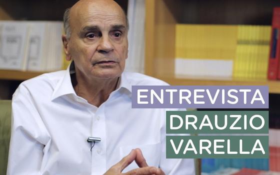 'Carandiru' a 'Prisioneiras': entrevista com Drauzio Varella
