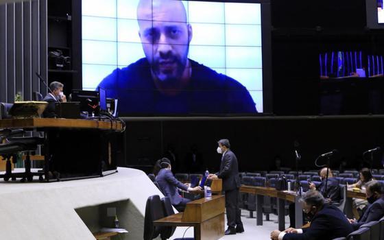 Do Supremo à Câmara: a prisão de Silveira em 5 pontos centrais
