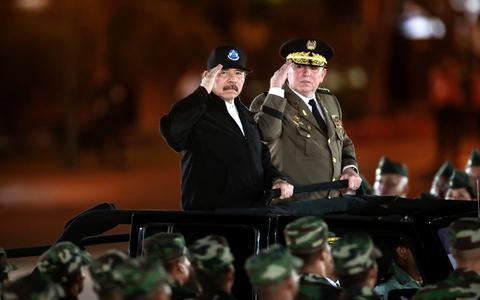 Como Ortega persegue adversários e cala a imprensa na Nicarágua
