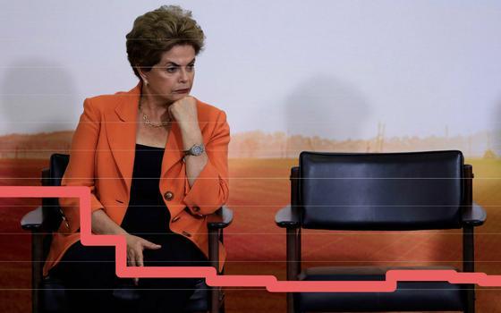 Dilma: da reeleição ao afastamento