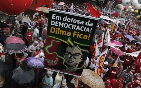 Aqui está a evolução dos atos pró-Dilma. O que esperar de quarta?
