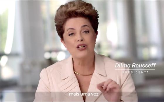 Os pronunciamentos de Dilma: do auge da popularidade ao pedido de impeachment