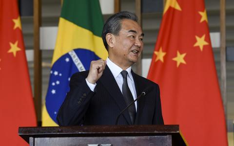 Como funciona a diplomacia chinesa em relação ao Brasil