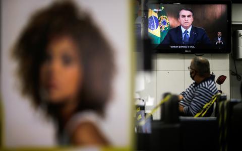 A reação ao discurso de Bolsonaro na Assembleia-Geral da ONU