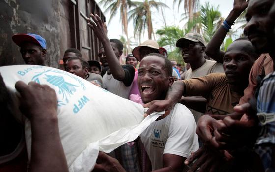 Como está o Haiti um mês após a passagem do furacão Matthew