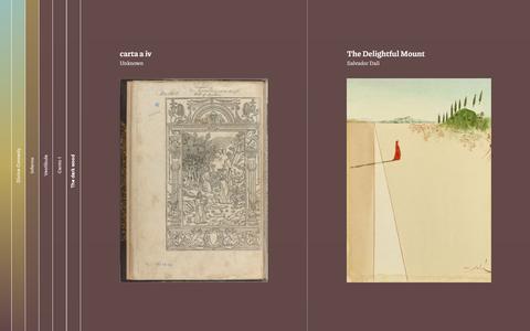 O site que mapeia obras inspiradas pela 'Divina Comédia'