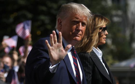 Trump com covid-19: como isso interfere na corrida eleitoral