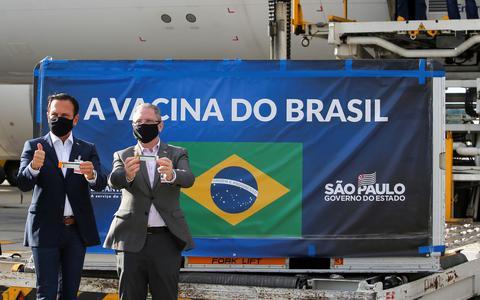 A difusão descoordenada da vacinação no Brasil