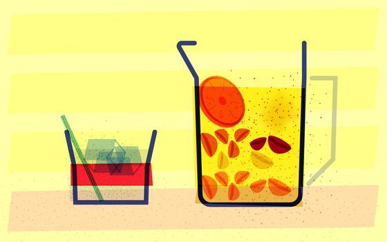 É festa? Conheça 10 receitas de bons drinks para preparar em jarra