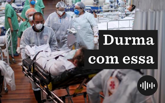 O Brasil prestes a atingir meio milhão de mortos por covid