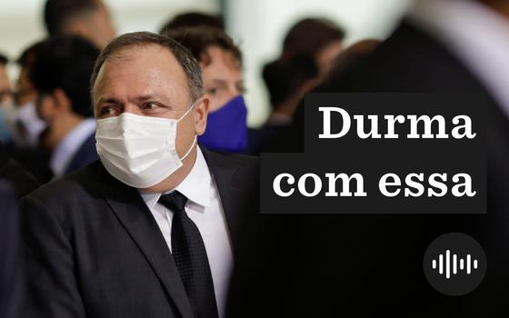 O novo emprego de Pazuello no governo, agora no Planalto