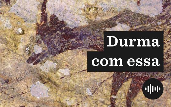 A descoberta da obra de arte mais antiga da humanidade