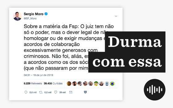 As suspeitas de interferência de Moro nas delações premiadas