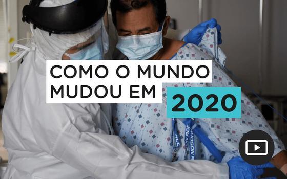 A tragédia sanitária e seus impactos: o mundo em 2020