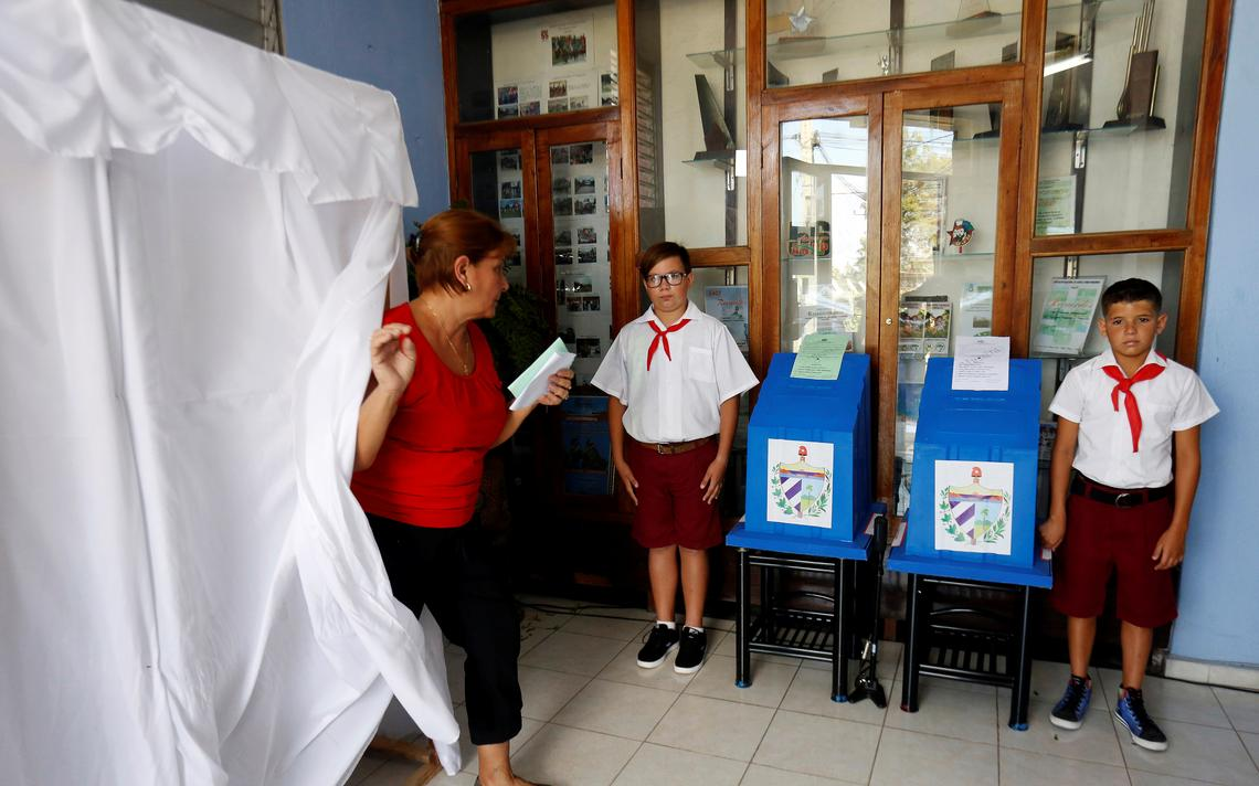 Eleição Cuba