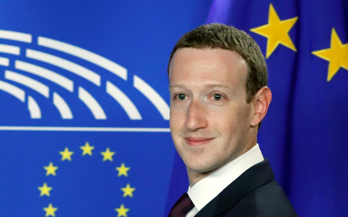 Em maio, após escândalo, Mark Zuckerberg participou de audiência no Parlamento Europeu